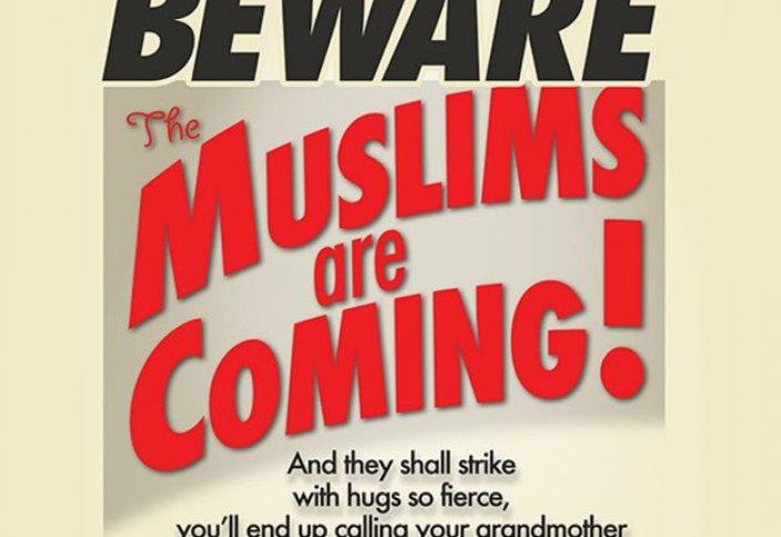 Ударим юмором по исламофобии!
