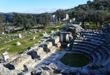 Древний город выставили на продажу в Турции