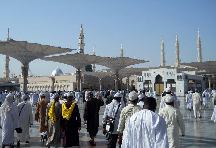 Пайғамбар (с.ғ.с.) мешітінің имамына шабуыл жасалды
