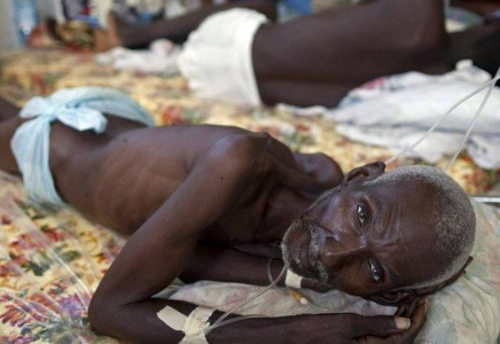 Вспышка новой болезни в Нигерии…
