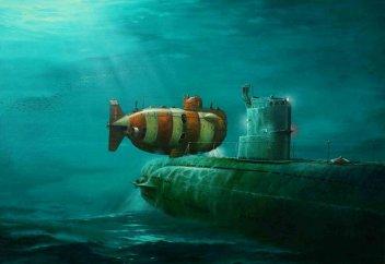 Tiscali (Чехия): российское морское дно — атомная бомба замедленного действия