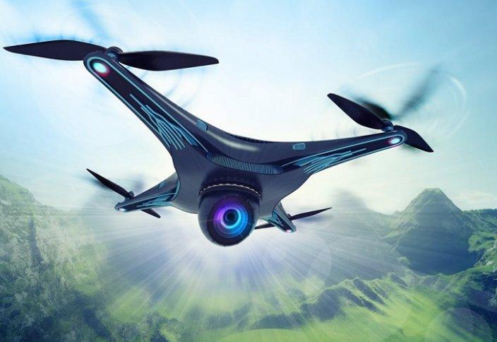 Самые крутые научные и военные дроны: видеообзор