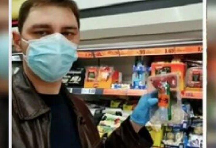 Как ходить в магазин, чтобы не заразиться коронавирусом