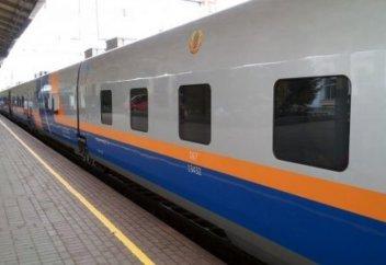 Высокоскоростную железную дорогу запустят между Казахстаном и Узбекистаном
