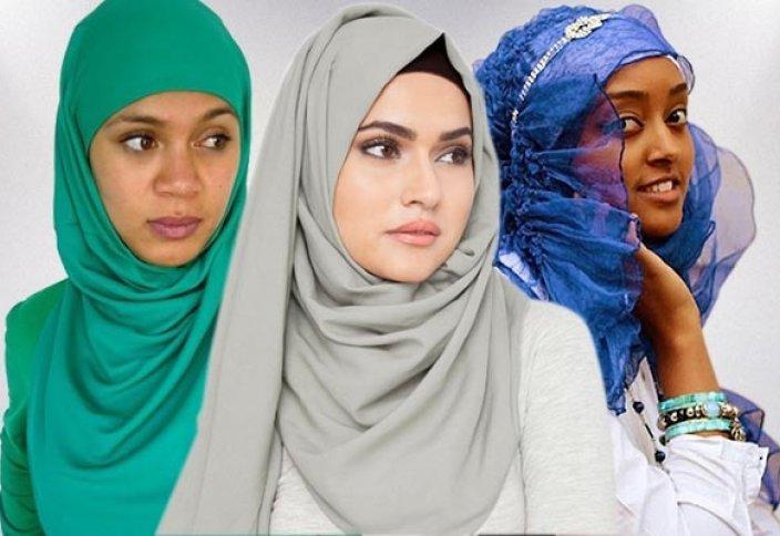 Выбираем хиджаб по цвету кожи