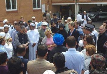 Мечеть помогает властям в борьбе с моральным разложением