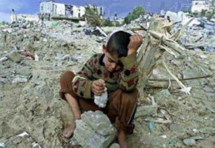 Газа тұрғындарына көмек көрсету акциясы жалғасуда