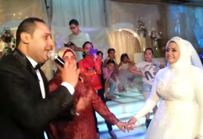Королева свадьбы – МАМА (видео)