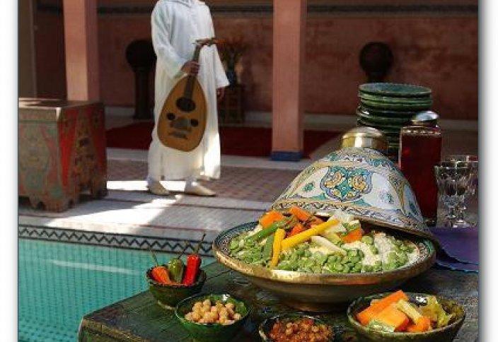 Арабские блюда
