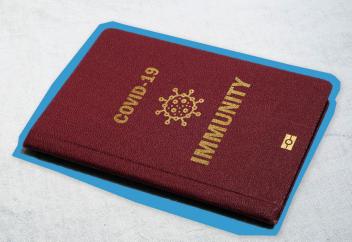В США назвали десять причин, почему «паспорт иммунитета» — плохая идея