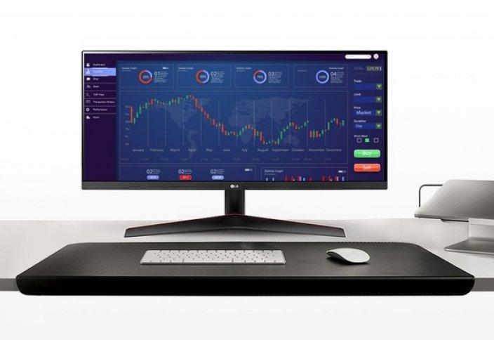 Решения LG для эффективного взаимодействия с рынком криптовалют