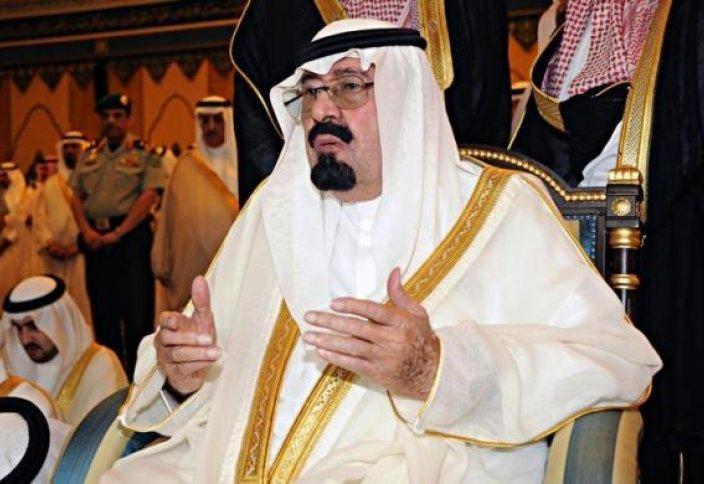Мусульмане Саудовской Аравии молят о дожде