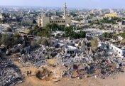 Израиль остановил поставки топлива в сектор Газа