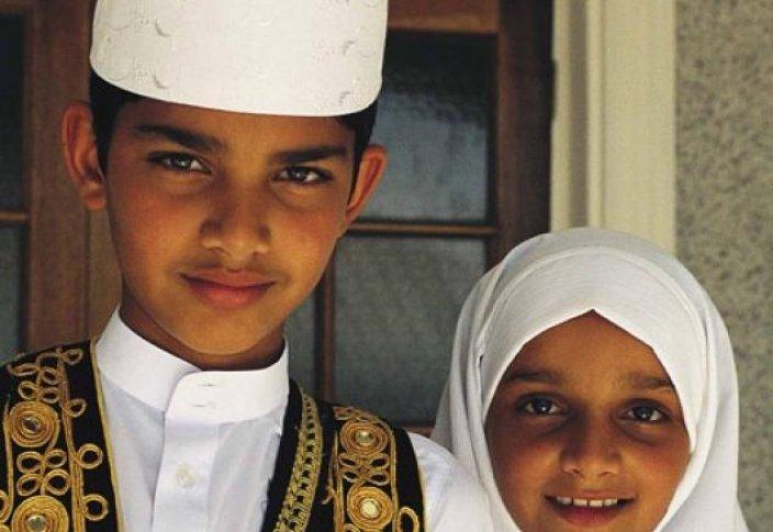 Европейские имена теряют свою актуальность, уступая дорогу мусульманским