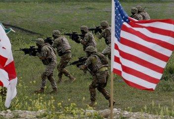 США готовят в Грузии плацдарм для нападения на Иран?