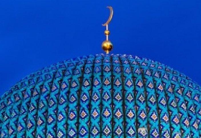 Айт намаз в мечети Лондона.