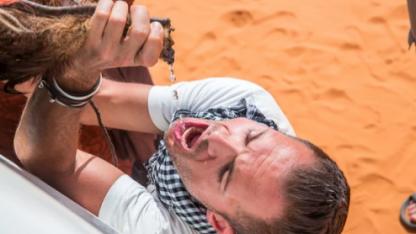 Как туарегам всегда удается иметь в пустыне холодную воду?