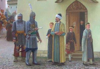Золотая Орда и Ислам