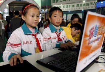 Китай ищет способы борьбы с детской зависимостью от видеосервисов
