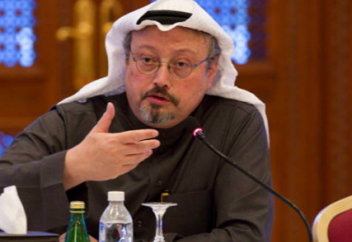 В Саудовской Аравии журналисту заткнули рот за критику исламофоба №1