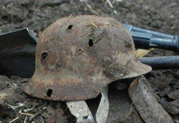 Сүйегі табылған қазақстандық жауынгердің қалтасынан құран шықты