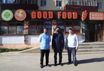 «Good food» фаст-фуд өнімдері халал сертификатын алды
