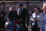 Н. Назарбаев Астана қаласындағы теміржол вокзалына күтпеген жерден келді
