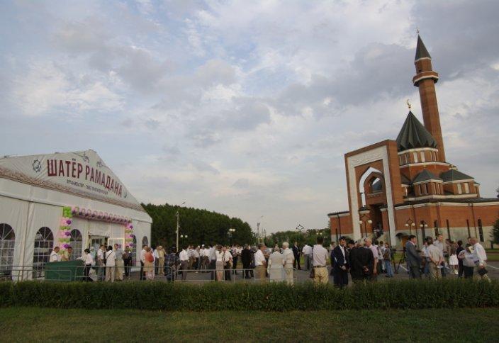 «Шатер Рамадана» откроет свои двери в Москве