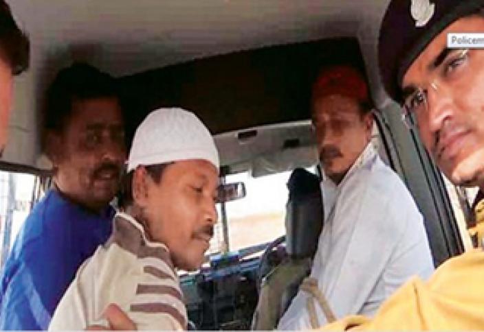 Террористерге қарсы оқу-жаттығуы Үндістандағы мұсылмандардың наразылығын тудырды