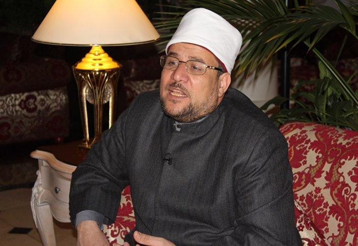 Министр по делам религий Египта: Казахстан показывает всему миру, как нужно жить в мире и согласии (ФОТО)