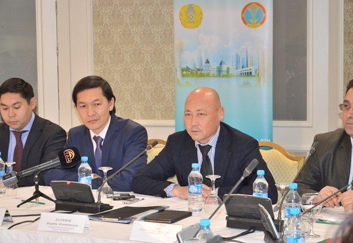 Прошел круглый стол на тему: «Религиозная палитра современного Казахстана»