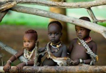 Африка халқының саны жылдам өсіп келе жатыр