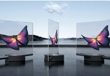 Разные: Китайцы сделали полностью прозрачный телевизор (видео). К 2023 году в Японии появятся летающие автомобили (видео)