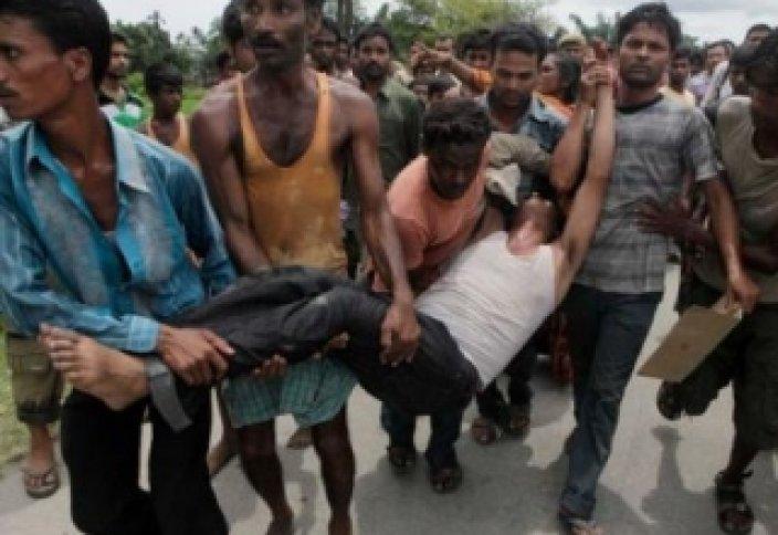 Үндістанда 29 мұсылман жер жастанды