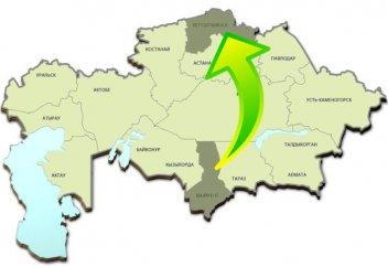 Больше тысячи семей готовы к переезду на север Казахстана