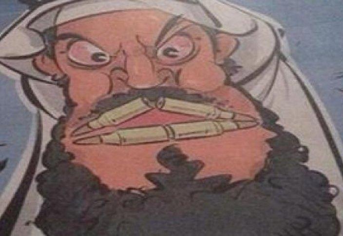 Карикатура от газеты «Аль-Джазира» вызвала негодование мусульман