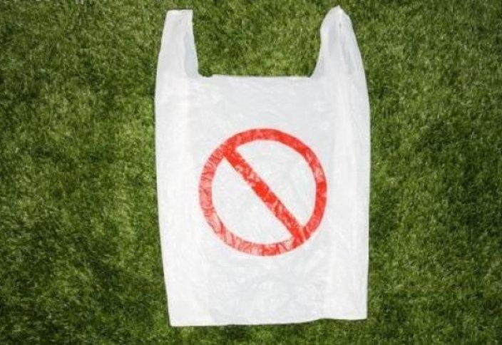 Пластикалық пакеттерді ел аумағына жібермейтін болды