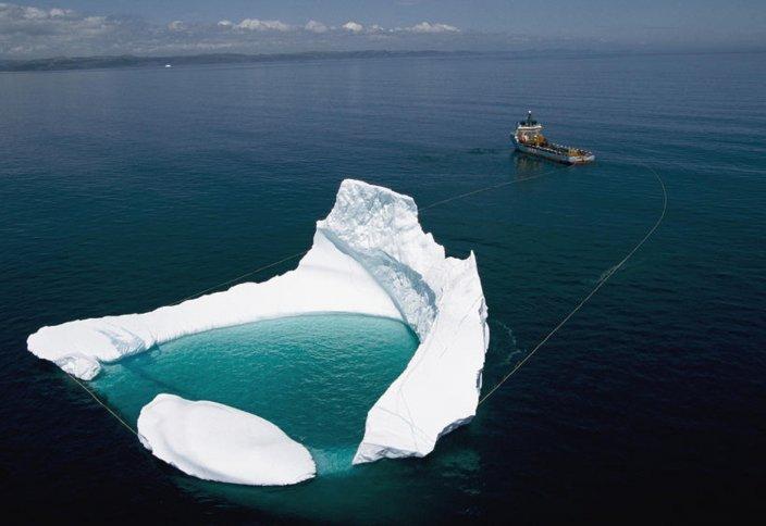 Арабтардың айсберг жобасы (видео)