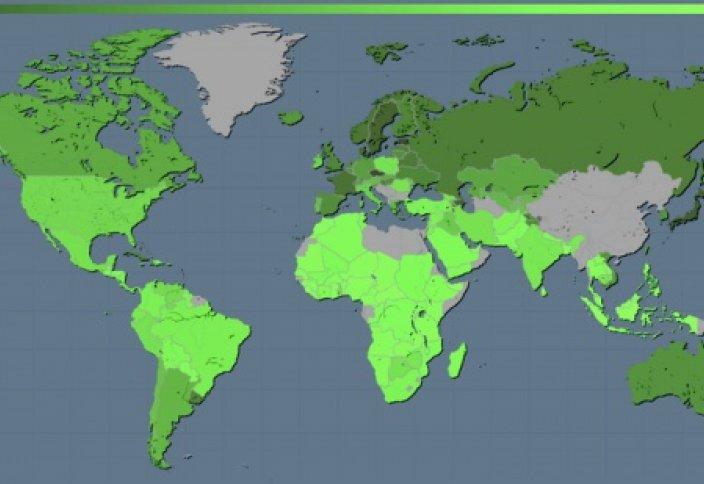Список наименее и наиболее религиозных стран мира