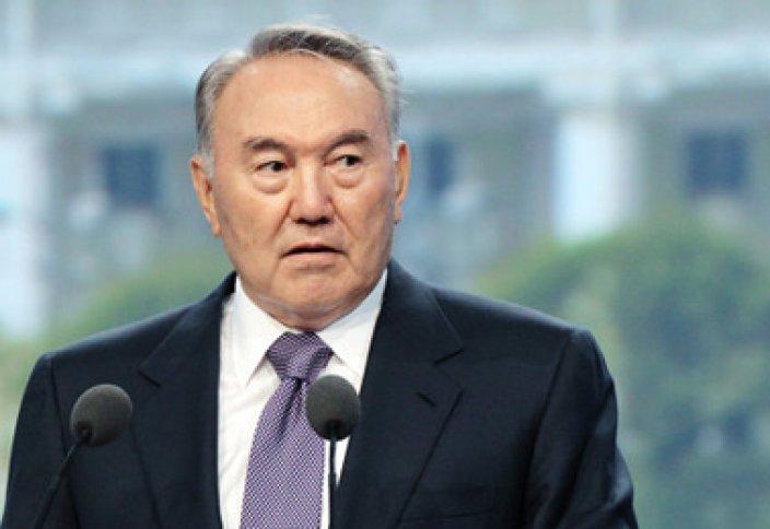 «Человек года-2014» в России – Нурсултан Назарбаев
