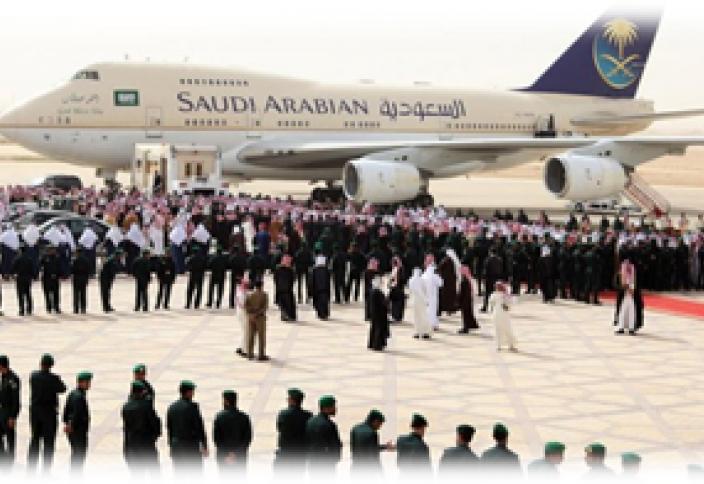 Авиакомпания Саудовской Аравии: мужчины – отдельно, женщины – отдельно!яы