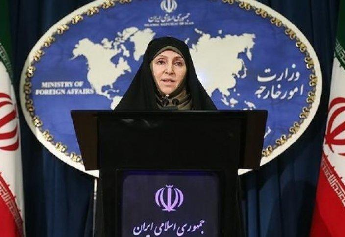 Посол Ирана – женщина?! Впервые!
