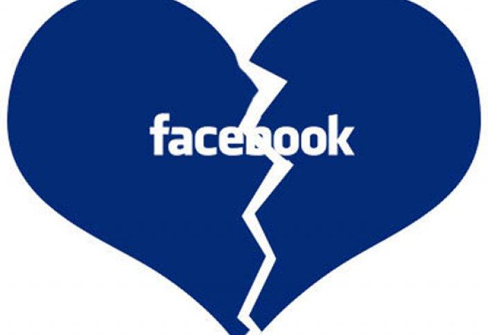 Отношения будущего… теперь развод посредством Facebook (видео)