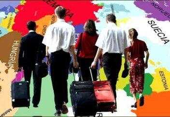 Туристы в 2018 совершили почти полтора миллиарда поездок за границу