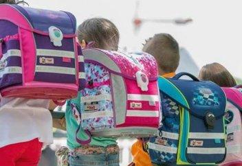 Чем может грозить ребенку тяжелый школьный рюкзак
