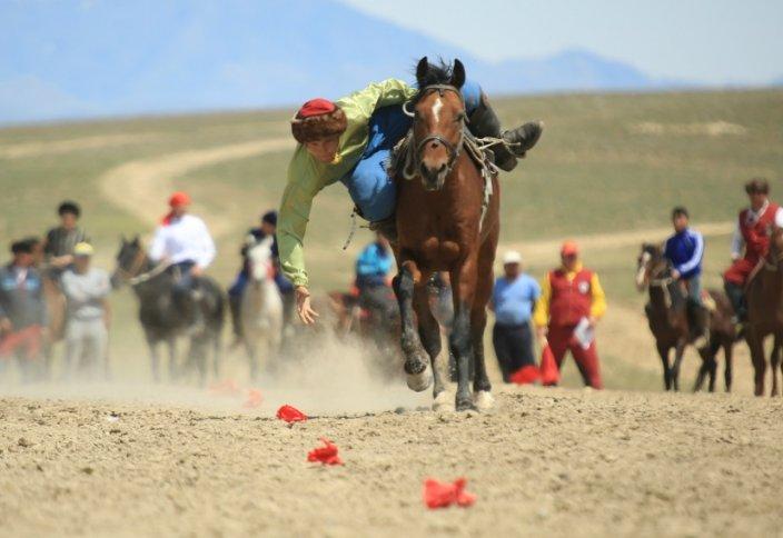 Казахские народные игры