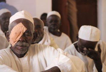 Исламский банк спасет зрение тысячам африканцев