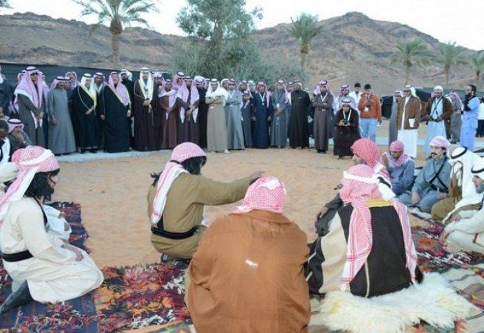 Саудовская Аравия: Международный пустынный фестиваль