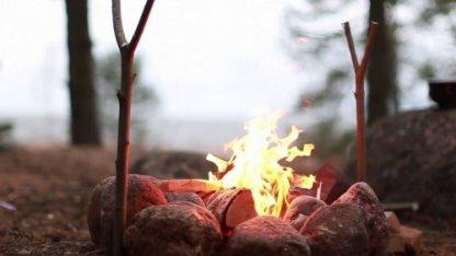 5 простых способов разжечь огонь без спичек на природе