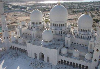 Мечети – в топе главных культурных объектов мира (фото)